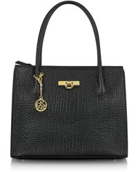 DKNY Beekman French Grain Leather Tote Bag - Lyst
