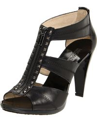 Michael by Michael Kors  Rock N Roll Berkley T-Strap Sandals - Lyst
