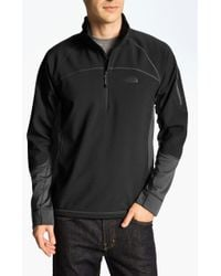 The North Face Sabretooth Half Zip Pullover - Lyst