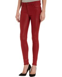 Citizens of Humanity Slick High Rise Skinny Jeans - Lyst