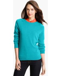 Equipment Sloane Crewneck Cashmere Sweater - Lyst