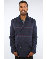 Insight - The Downtown Shooter Jacket in Midnight Oil - Lyst