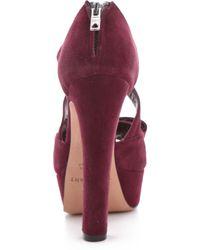 Jill Stuart - Mena Strappy Sandals - Lyst