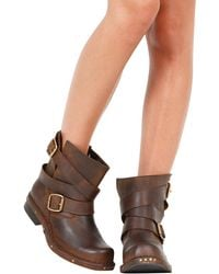 Jeffrey Campbell Short Rouges Boot in 2 Colors - Lyst