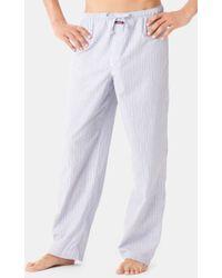 Calvin Klein Cotton Lounge Pants - Lyst