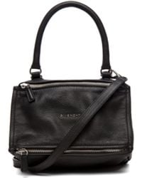 Givenchy Pandora Small in Black - Lyst