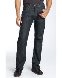 Levi's Red Tab '501' Straight Leg Jeans - Lyst