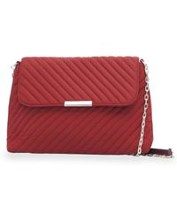 Mango Touch Quilted Shoulder Bag - Lyst