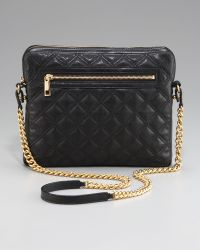Marc Jacobs - Quilted Crossbody Ipad Case - Lyst