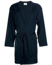 The White Briefs - Kimono Dressing Gown - Lyst