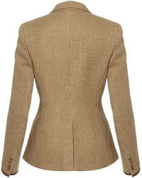 Ralph Lauren Blue Label - Custom Riding Jacket - Lyst