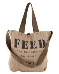 The Feed Foundation Feed 2 Bag - Lyst