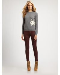 Burberry Brit Woolcashmere Sweater - Lyst