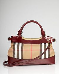 Burberry Satchel Small Hepburn - Lyst