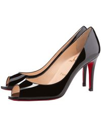 Christian Louboutin You You Patent - Lyst