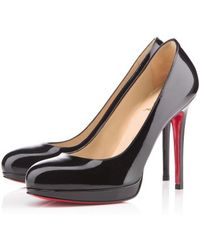 Christian Louboutin New Simple Pump Patent - Lyst