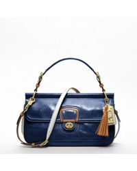 Coach Leather Colorblock City Willis - Lyst
