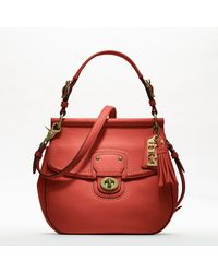Coach Leather New Willis - Lyst