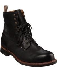 Rag & Bone   Leather Lace-up Boot   Lyst