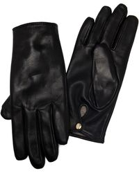 Club Monaco - Nicole Leather Gloves - Lyst