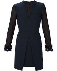 Jo No Fui - Box Pleat Dress - Lyst