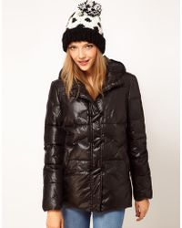 ASOS Collection Asos Duffle Padded Parka - Lyst