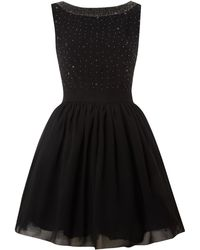 Little Mistress Prom Sequined Dress - Lyst