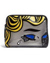 3.1 Phillip Lim The Break Up Patchwork Leather 31 Minute Clutch Bag - Lyst