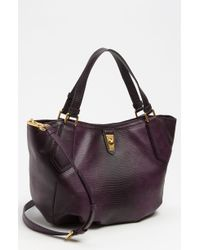 Marc By Marc Jacobs Lizzie Embossed Tote - Lyst