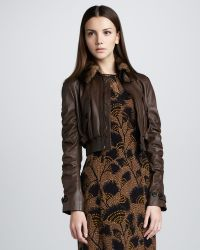 Burberry London Double Breasted Wool & Cashmere Coat - Lyst