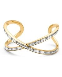 Coach Baguette Figure Eight Cuff - Lyst