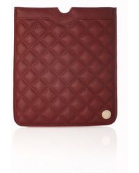 French Connection - Oxford Quilt Tablet Case - Lyst