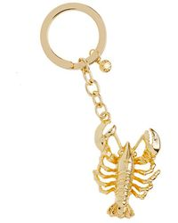 J.Crew Lobster Key Chain - Lyst