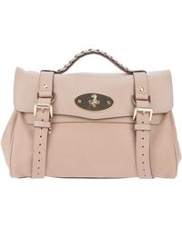 Mulberry Alexa Leather Bag - Lyst