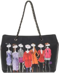 Love Moschino Charming Fashion Tote - Lyst