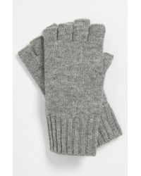Michael Kors Fingerless Gloves - Lyst