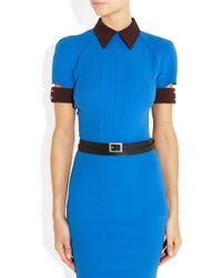 Victoria Beckham - Leather Doublewrap Belt - Lyst