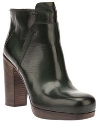 CoSTUME NATIONAL - Old Softy Ankle Boot - Lyst