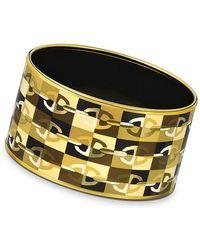 Hermès Optique Chaîne Dancre gold - Lyst