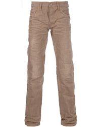PRPS Noir - Rambler Distressed Jeans - Lyst