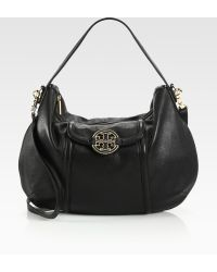 Tory Burch Amanda Crossbody Hobo - Lyst