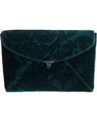L'Wren Scott Stamped Velvet Lady Clutch - Lyst