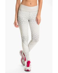 Nike Pro Hyperwarm Print Tights - Lyst
