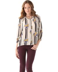 Tucker - Classic Blouse - Lyst