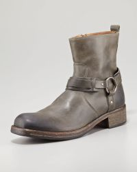 True Religion - Harness Leather Boot - Lyst