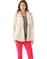 Free People Nordic Poet Jacket - Lyst