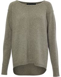 French Connection Veronica Vhari Knitted Jumper - Lyst