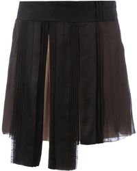 Sharon Wauchob - Layered Skirt - Lyst
