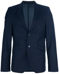 Acne Studios Pin Striped Jacket - Lyst