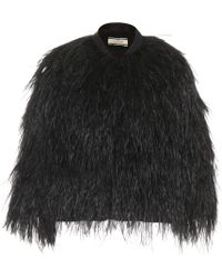 By Malene Birger Irlaisa Feather Jacket - Lyst